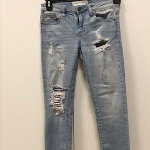 Pants - Hidden Jeans Denim - Straight Leg